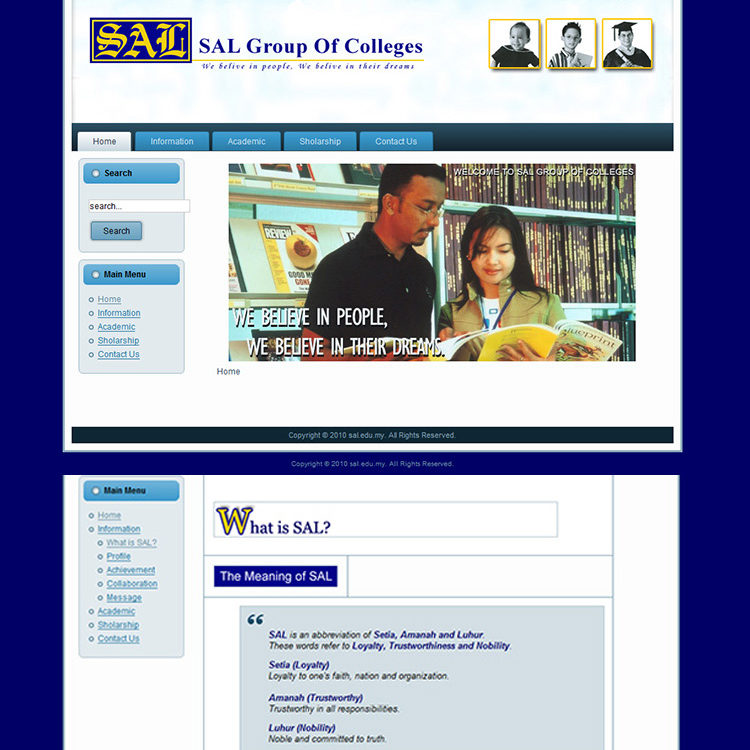 SAL Group Of Colleges